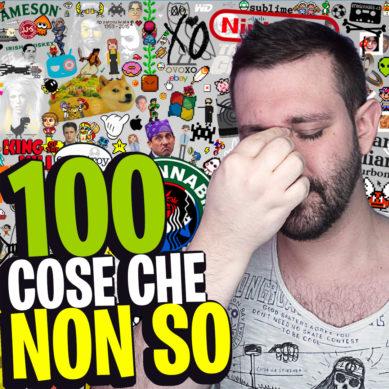 100 Cose Che Non So